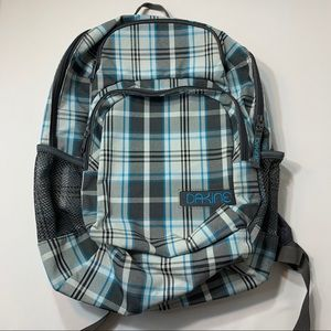 Dakine Plaid Backpack